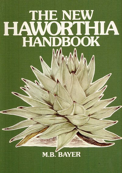 The New Haworthia Handbook
