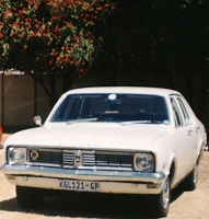 1970 Holden Kingswood (3,8l)